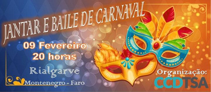 Fotos Jantar e Baile de Carnaval – 09/02/2018