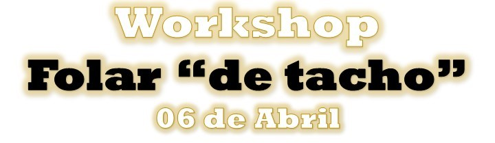 "Workshop Folar ""de Tacho"""